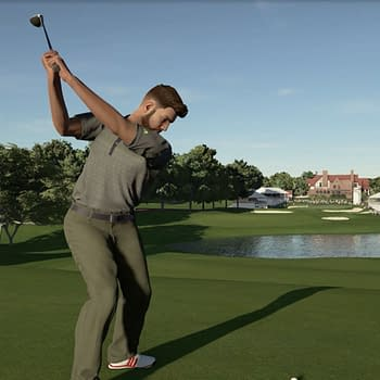 PGA Tour 2K21 Shows Off Their Expert Course Mapping