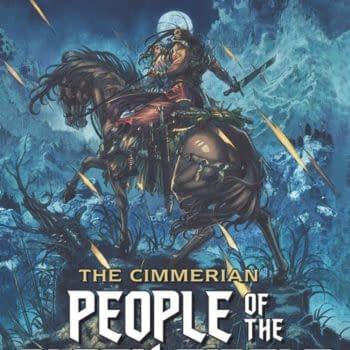The Cimmerian Writer Sylvain Runberg Speaks on Ablaze's Conan Comics
