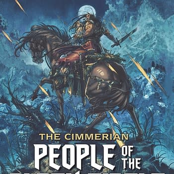 The Cimmerian Writer Sylvain Runberg Speaks on Ablazes Conan Comics