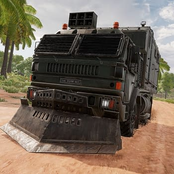 PUBG Receives The 8.1 Update With A Loot Truck