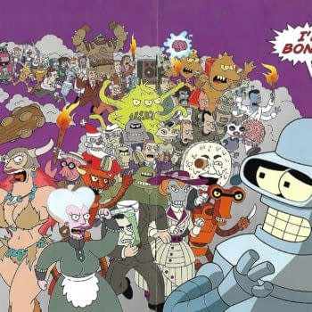 Futurama Returns Page 8 - 9