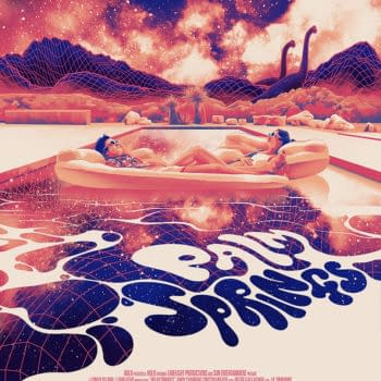 Palm Springs Poster By Matt Taylor Hitting From Mondo Tomorrow