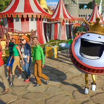 Planet Coaster Releases A Console Edition Gameplay Trailer