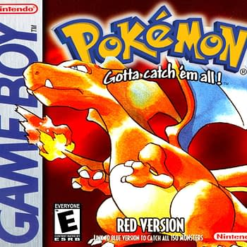 Exceptional-Condition English Pokémon Red Version On Auction
