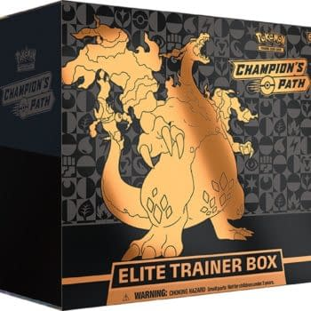 Pokémon Trading Card Game Announces New Champion's Path Set