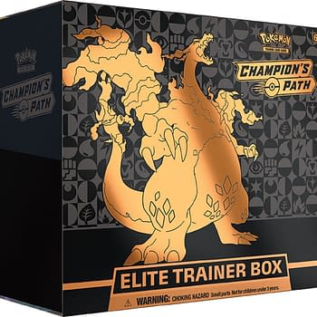 Pokémon Trading Card Game Announces New Champions Path Set