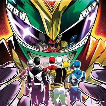 BOOM Studios Relaunch Power Rangers With Mighty Morphin #1