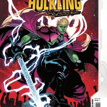 Empyre: Emperor Hulkling #1 Review: Young Avengers Nostalgia