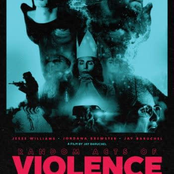 Random Acts Of Violence Trailer Shows Comic Slasher Come To Life