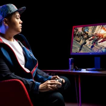 Red Bull Launches Class In Session: Anakin's Tekken Academy