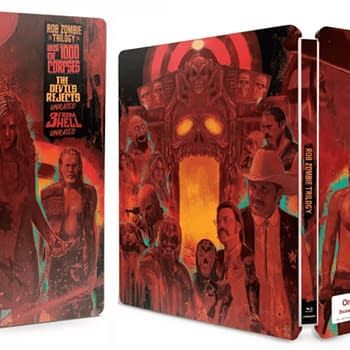 The Rob Zombie Firefly Trilogy Coming To Blu-ray Steelbook At Target