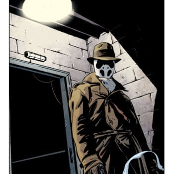 Rorschach: Tom King and Jorge Fornés Create New Watchmen Comic.