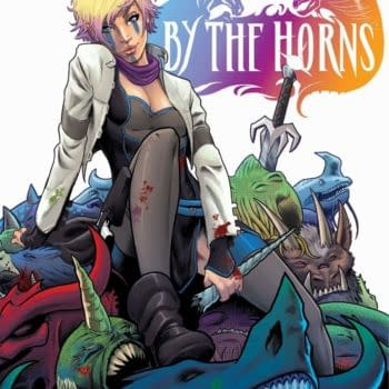 Unicorn-Hunting Revenge Thriller, By The Horns, Coming from Scout