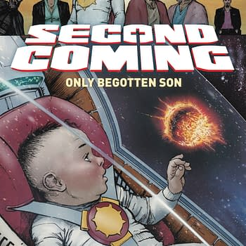 Second Coming Resurrected Again in AHOY Comics New Wave of Releases