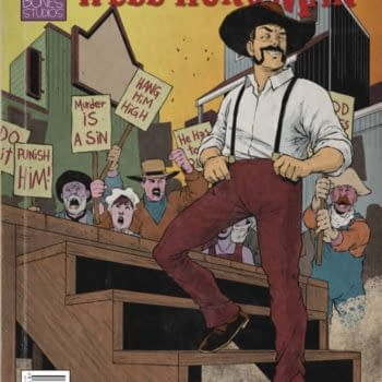 Acme Ink's The Tale of a Well-Hung Man #1 Is Not Damaged, Honest