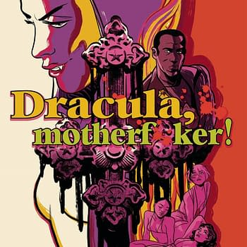 Rick &#038 Morty &#038 Dracula Motherf*cker Thank FOC Its Friday