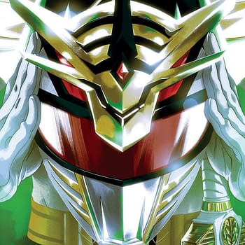 New Lord Drakkon Gets Power Rangers Drakkon New Dawn #1 31000 Orders