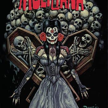 Glenn Danzig Launches Muertana in Verotik October 2020 Solicits