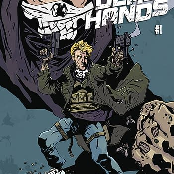 Cold Dead Hands Launches in Source Point Press October 2020 Solicits
