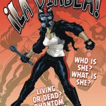 Eric Powell Launches La Diabla in Albatross Funnybooks Oct Solicits