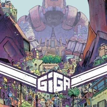 Vault Comics Launch Giga, Devil's Red Bride in October 2020 Solicits