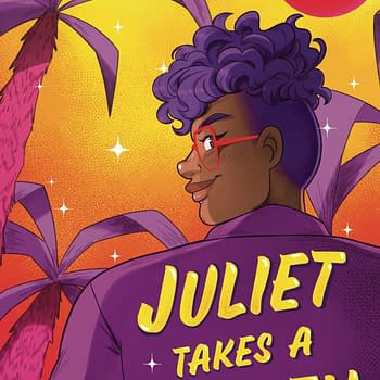 Juliet Takes A Breath With Keanu Reeves in Boom Studios October 2020 Solicits