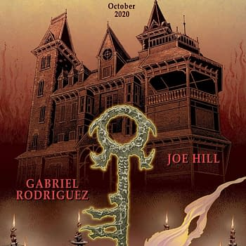 Sandman Crossover With Locke &#038 Key Has An Early #0 in October