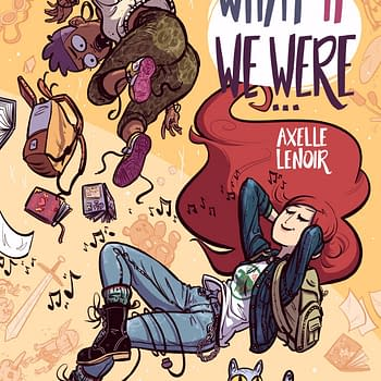What If We Were IDW Publishing Full October 2020 Solicitations