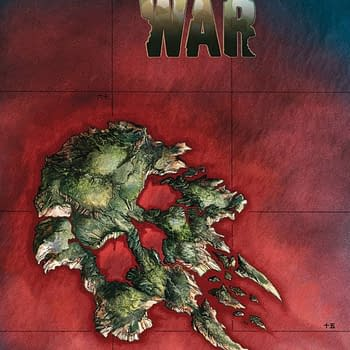 George C Romeros Cold Dead War in Heavy Metal October 2020 Solicits
