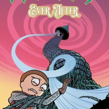 Rick And Morty Ever After and Vain in Oni Press 2020 Solicitations