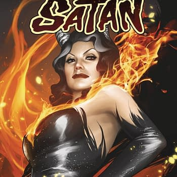 Sabrina: Madame Satan in Archie Comics October 2020 Solicitations