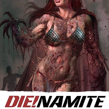 Declan Shalvey Pulls Out Of Dynamite Zombie Crossover DIENamite