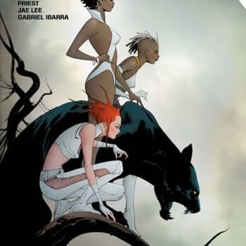 Sacred Six #1 Review: Compelling But Not Quite New Reader Friendly
