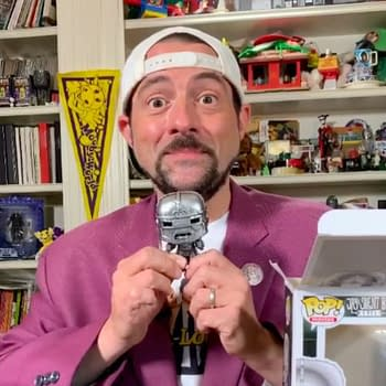 Kevin Smith Unveils Killroy Was Here and Funko POP at Comic-Con@Home