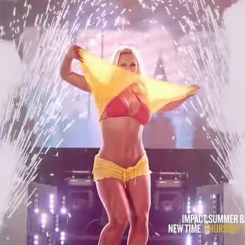 Booker T Wants a Tessa Blanchard Charlotte Flair Brooke Hogan 3-Way