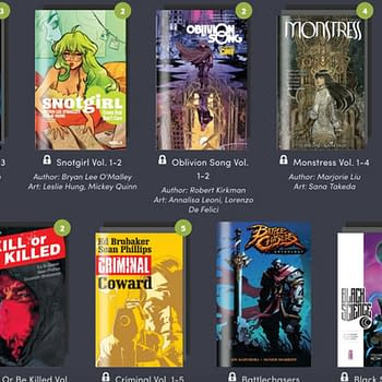 Image Offers New Humble Bundle Image Comics Showcase Bundle