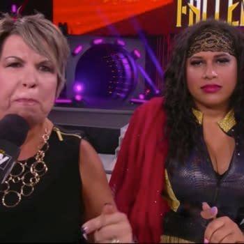 Vikki Guerrero gets a new job at AEW Dynamite: Fight for the Fallen.