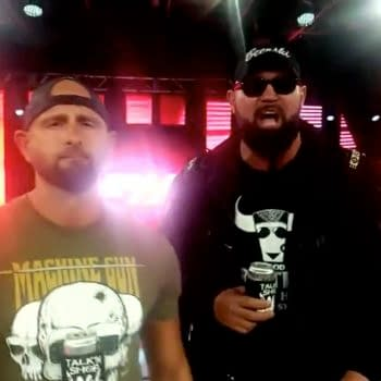 Gallows and Anderson are set for tonight's Impact Wrestling Slammiversary PPV