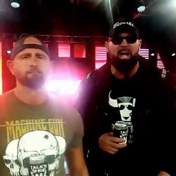 Gallows and Anderson Confirm Impact Signing Will Be at Slammiversary