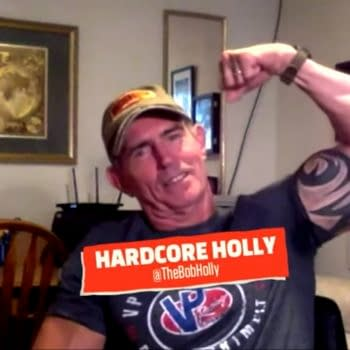 WWE legend Hardcore Holly appears on The Bump podcast