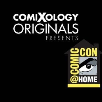 ComiXology Originals Announces Virtual Plans for Comic-Con@Home