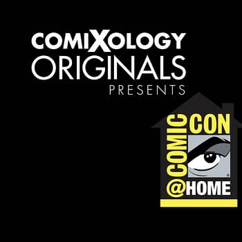 ComiXology Originals Announces Virtual Plans for Comic-Con@Home