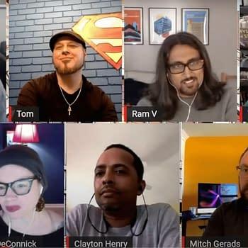 DC Creators Discuss Killing Atomic Skull and Deadshot at SDCC
