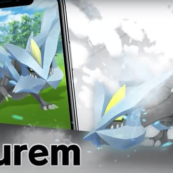 Kyurem Raid Hour: The Legendary Dragon Leaves Pokémon GO