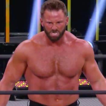Matt Cardona debuts on AEW Dynamite