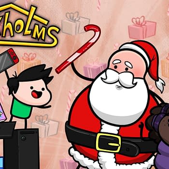 The Stockholms: Cyanide &#038 Happiness Team Debuts Hostage Crisis Sitcom