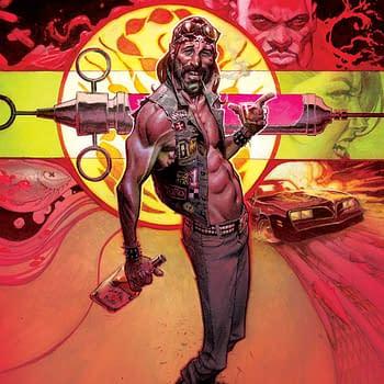 Image Comics October Solicitations