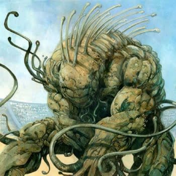 Magic: The Gathering Art Focus: Carl Critchlow's Overgrown Works