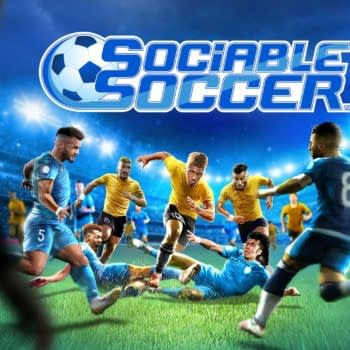 Three New Titles Drop Into Apple Arcade Including Sociable Soccer