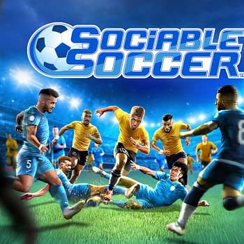 Three New Titles Drop Into Apple Arcade Including Sociable Soccer
